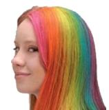 Temporary Hair Colours