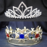 Tiara's and Crowns