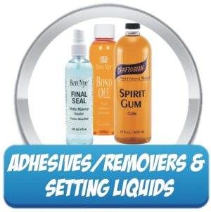 Adhesives/Removers/Setting