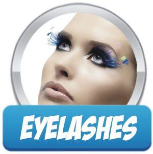 Eyelashes Makeup