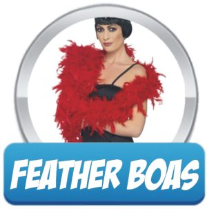 Boas & Feathers Accessories