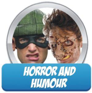 Horror/Humour Masks