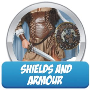Shields & Armour Weapons