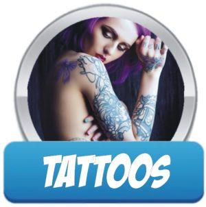 Tattoos Makeup