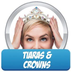 Tiaras & Crowns Accessories
