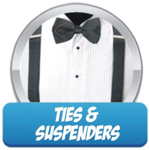 Ties & Suspenders Accessories